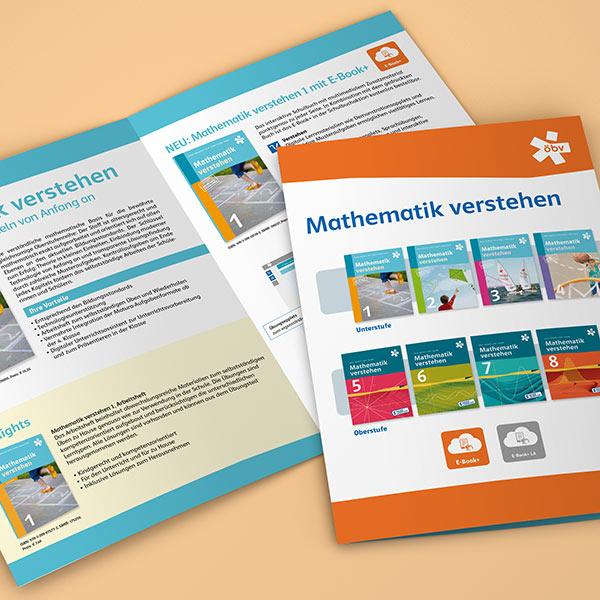 ÖBV Folder Mathematik