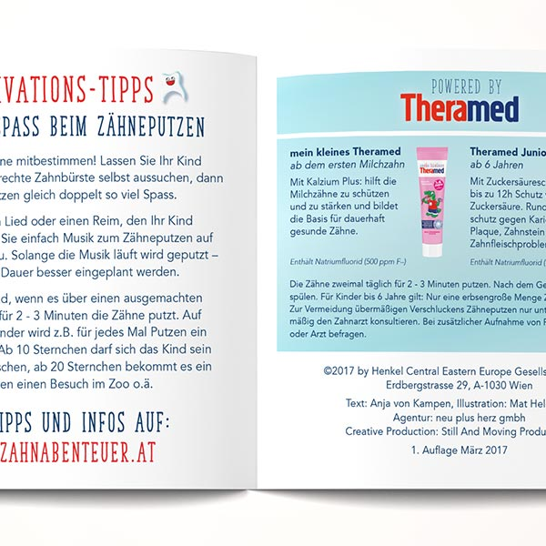 Theramed Buch Tipps