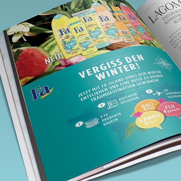 Fa Print Ad
