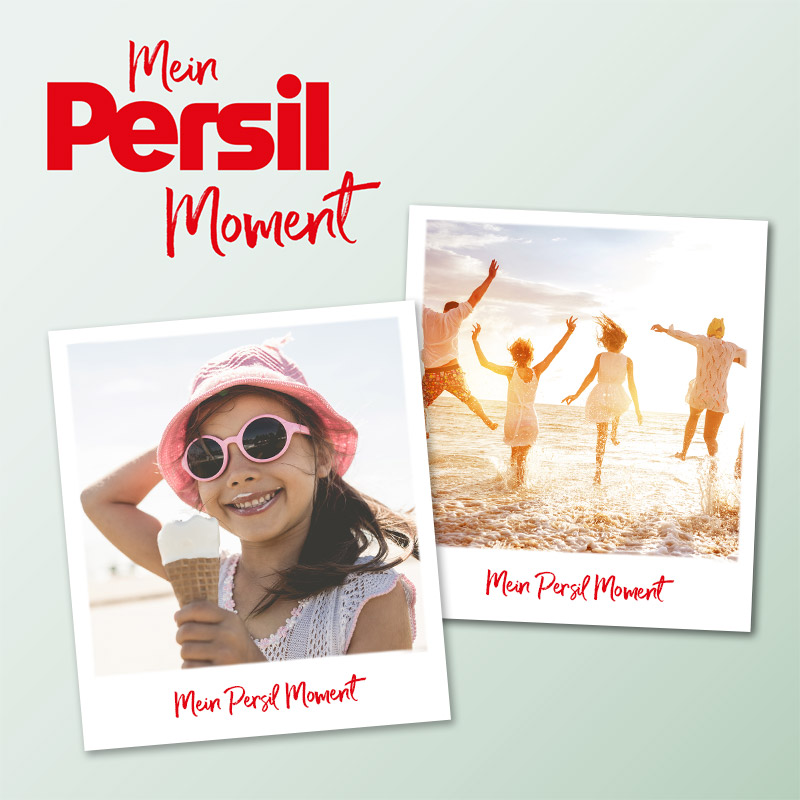Mein Persil Moment - Cover