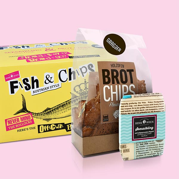 Hink - Fish & Chips Produkte